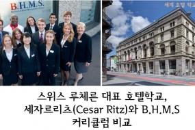 스위스 루체른의 호텔학교 커리큘럼 비교! 세자르리츠 vs BHM…